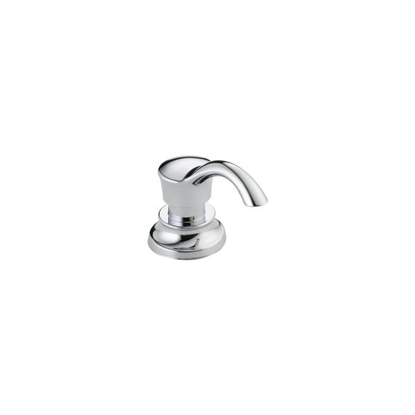 Delta Cassidy Soap/Lotion Dispenser - 2.13-in. - Chrome