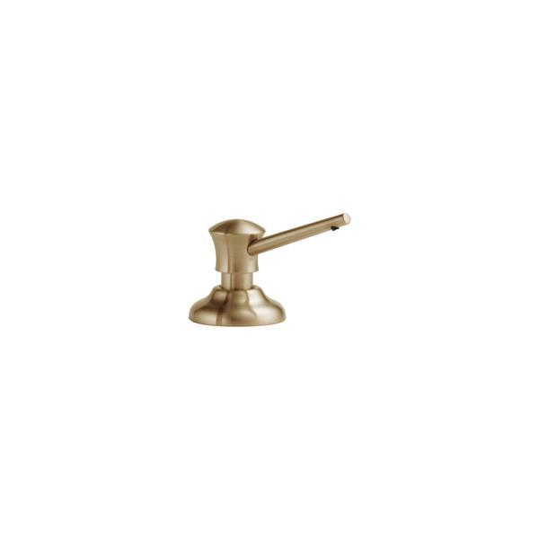 Delta Soap Dispenser 3 In Champagne Bronze Rp1002cz Rona