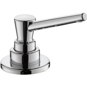 Distributeur de savon Delta, 2,75 po, chrome