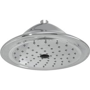 Delta Cassidy Shower Head - 9.38-in. - 2.5 GPM - Polished Chrome