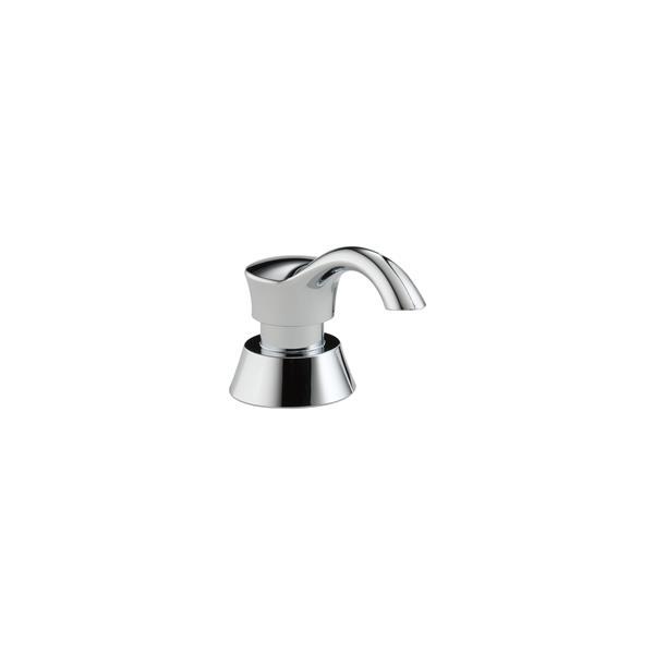 Delta Soap Dispenser - 2.88-in. - Chrome