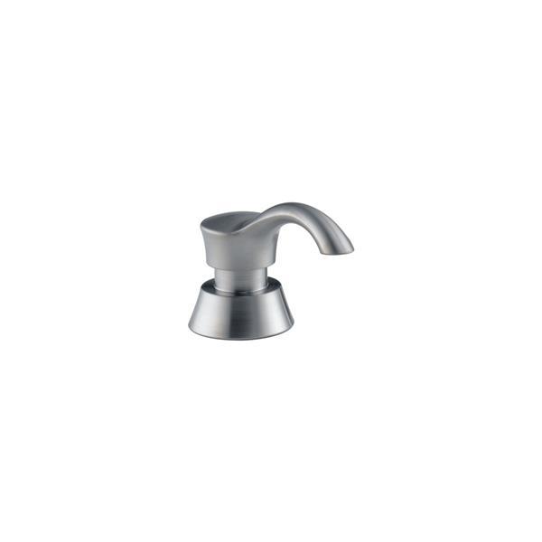Delta Soap Dispenser - 2.88-in. - Arctic Stainless