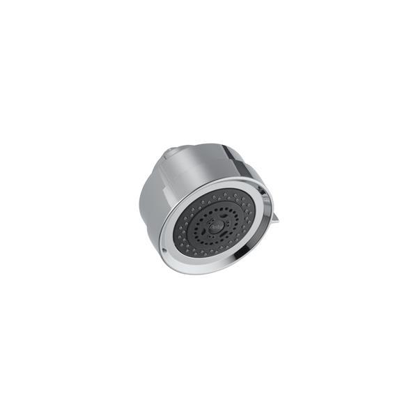 Delta Rhythm Shower Head - 4.5-in. - 2.5 GPM - Polished Chrome
