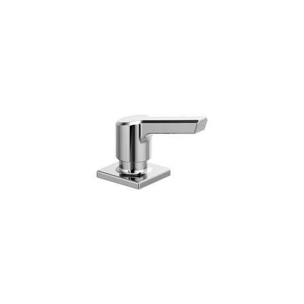 Detla Pivotal Soap/Lotion Dispenser - 3.25-in. - Chrome