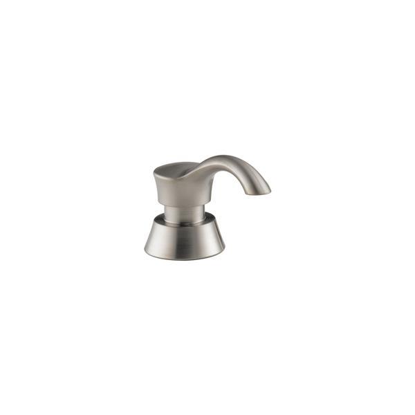 Distributeur de savon Delta, 2,88 po, acier inoxydable