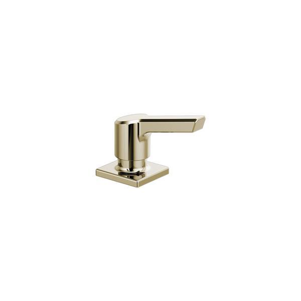 Delta Pivotal Soap/Lotion Dispenser - 3.25-in.- Polished Nickel