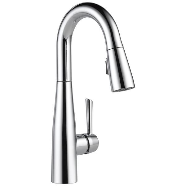 Delta Essa Bar and Prep Faucet - 14-in. - 1-Handle - Chrome