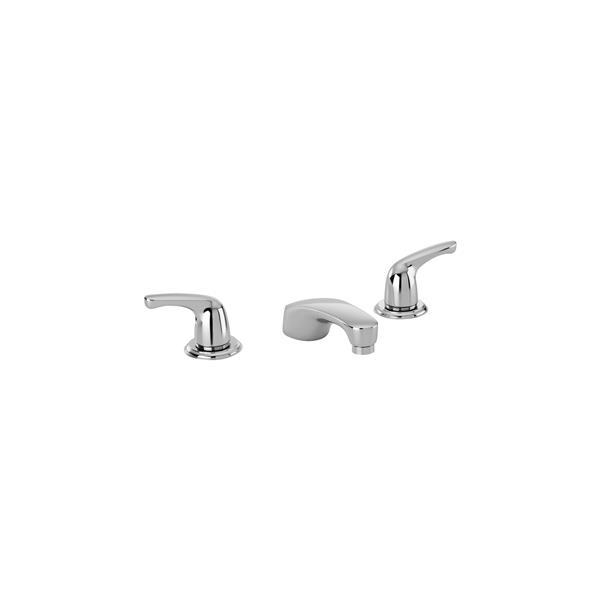 Delta Classic Deck Mount Roman Tub Faucet - 7.5-in - Chrome