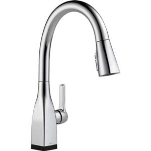 Delta Mateo Kitchen Faucet - 16-in. - 1-Handle - Chrome