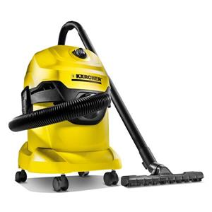 Kärcher WD4 Wet/Dry Vacuum - 1800-watt motor - 5.3 gallons