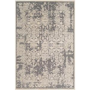 Surya Aesop updated traditional area rug - 9-ft x 12-ft - Rectangular - Beige