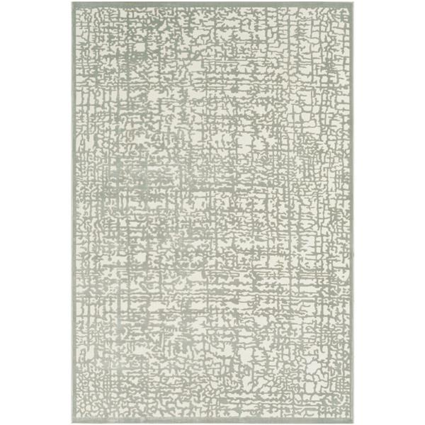 Surya Aesop transitional area rug - 5-ft 2-in x 7-ft 3-in - Rectangular - Sage