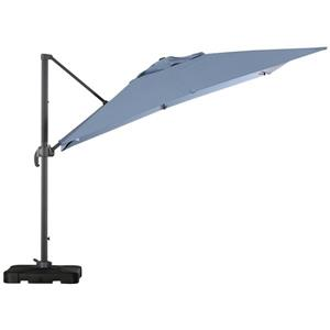 Best Selling Home Decor Tammy Patio Umbrella - Light Blue