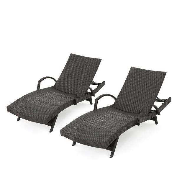 Home Decor Loma Chaise Lounge Chair, Pool Chaise Lounge Chairs Canada