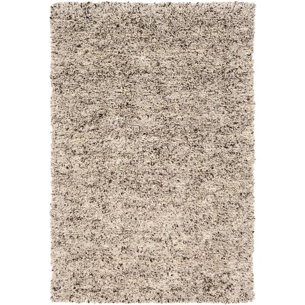 Surya Bexley Texture Area Rug - 8-ft x 10-ft - Rectangular - Cream
