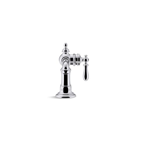 KOHLER Artifacts Single-Handle Bathroom Sink Faucet