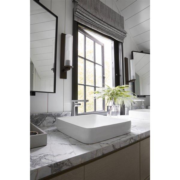 kohler composed tall single handle bathroom sink faucet