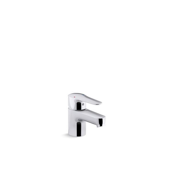 Robinet pour lavabo à une poignée commercial July de KOHLER