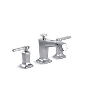 Robinet de lavabo de salle de bain déployé Margaux de KOHLER