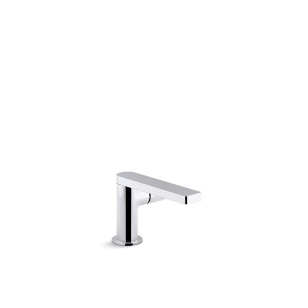 KOHLER Composed Single-Handle Bathroom Sink Faucet with Pure Handle