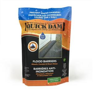 Quick Dam 5-ft Flood Barrier - 4/Pack