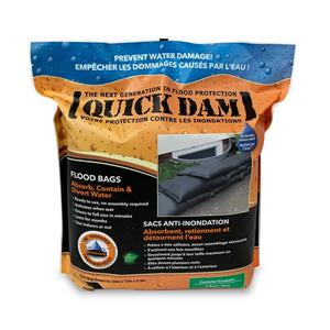 Quick Dam Flood Bags -12-in x 24-in - 12/Pack