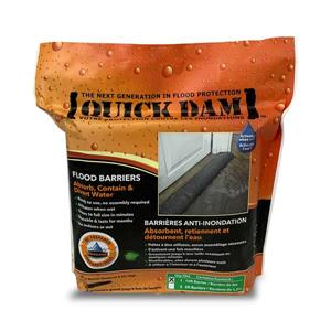 Quick Dam 10-ft Flood Barrier - 2/Pack