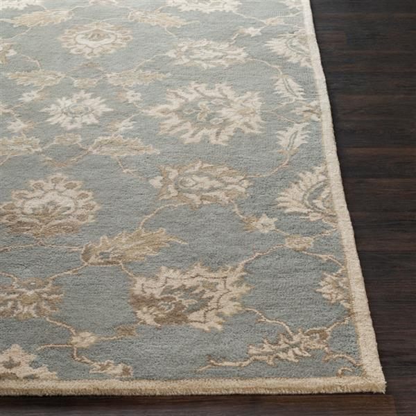 Surya Caesar Traditional Area Rug - 4-ft x 6-ft - Rectangular - Olive