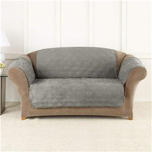 Sure Fit NovaCool Pet Loveseat Cover - 73-in x 37-in - Grey
