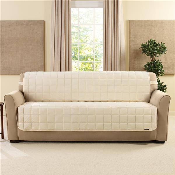 Surefit Sure Fit Deluxe Pet Sofa Cover, Sure Fit Pet Furniture Cover