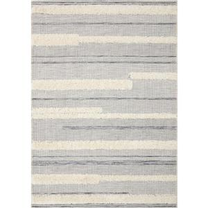 Kalora Neka Rug - Hygge Stripes - 7.8-ft x 10.83-ft - Cream