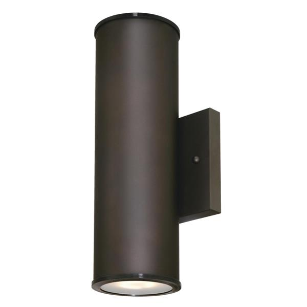 Westinghouse Lighting Canada Mayslick Outdoor Wall Light - LED - Oil Rubbed Bronze