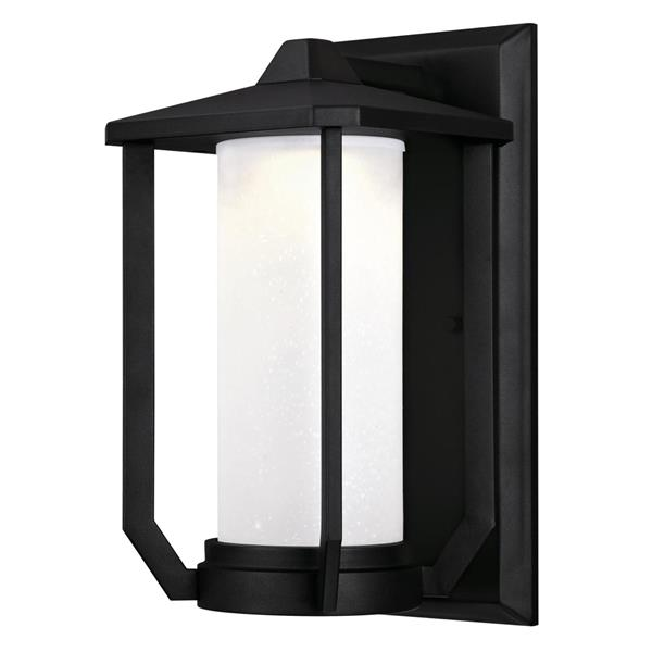 Westinghouse Lighting Canada Holloway Outdoor Wall Light - LED - Matte Black