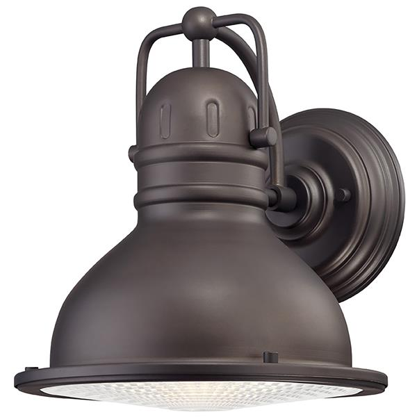 Westinghouse Lighting Canada Orson Large Outdoor Wall Light - LED - Oil Rubbed Bronze