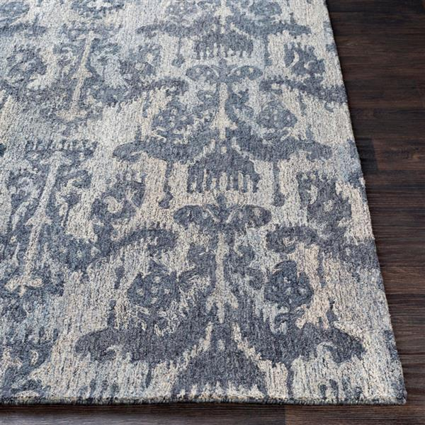 Surya Cassini Bohemian Area Rug - 8-ft x 10-ft - Rectangular - Navy
