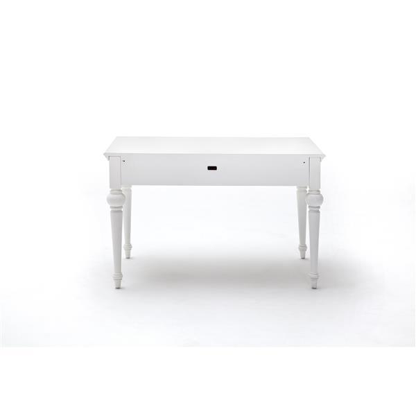 NovaSolo Provence Desk - White