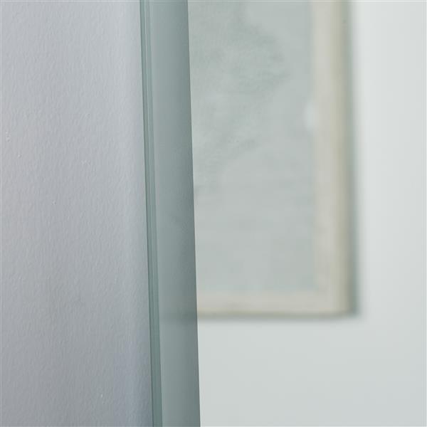 L/ámpara de Espejo Ba/ño,20W Blanco c/álido,Impermeable IP44,L/ámpara LED de Espejo,Espejo maquillaje con luz,Iluminaci/ón para Espejo,3 en 1 Portal/ámparas rotativas
