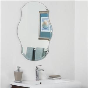 Miroir de salle de bain Mason de Décor Wonderland