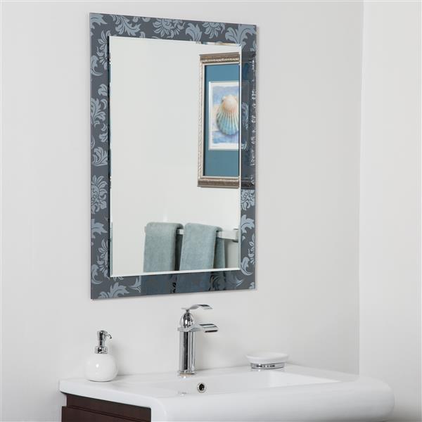 Decor Wonderland Vienna Bathroom Mirror