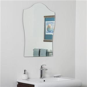 Miroir de salle de bain moderne Alta de Décor Wonderland