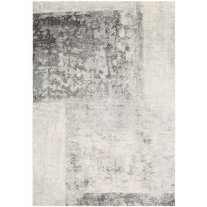 Surya Harput Modern Area Rug - 7-ft 10-in x 10-ft 3-in - Rectangular - Gray