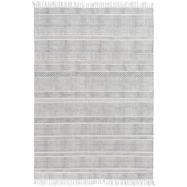 Surya Idina Bohemian Area Rug - 10-ft x 14-ft - Rectangular - Taupe