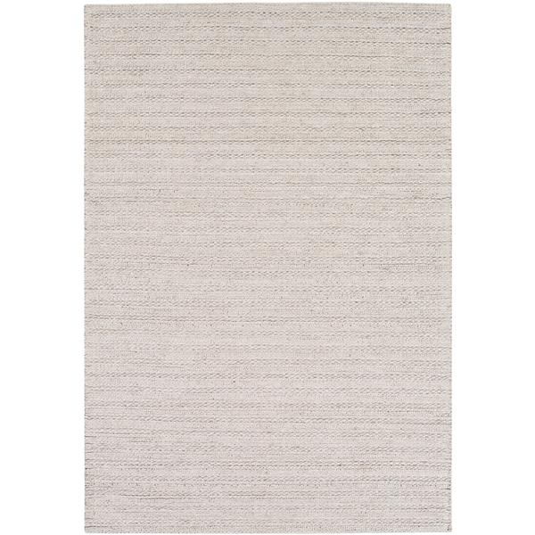 Surya Kindred Texture Area Rug - 9-ft x 13-ft - Rectangular - Gray
