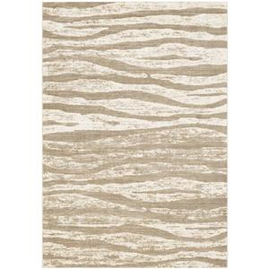 Surya Jax Modern Area Rug - 7-ft 6-in x 10-ft 6-in - Rectangular - Taupe