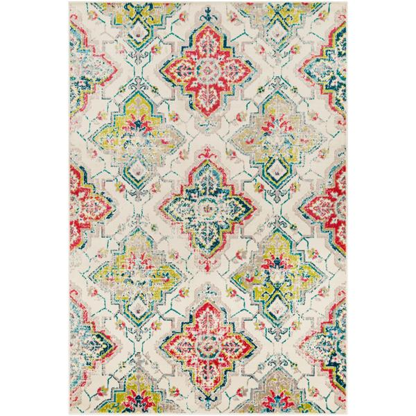 Surya Paramount Transitional Area Rug - 8-ft 10-in x 12-ft 9-in - Rectangular - Cream