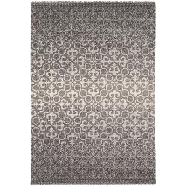 Surya Pembridge Transitional Area Rug - 7-ft 11-in x 10-ft 10-in - Rectangular - Charcoal