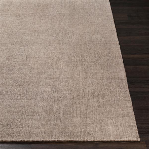 Surya Wilkinson Rectangular Traditional Area Rug - 8-ft x 10-ft - Brown