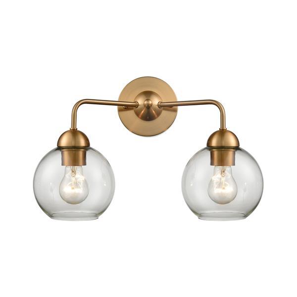 Thomas Lighting Astoria Bathroom Vanity, Bathroom Vanity Light Bulbs
