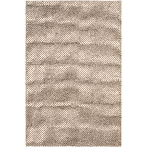 Surya Telluride Texture Area Rug - 8-ft x 10-ft - Rectangular - Tan