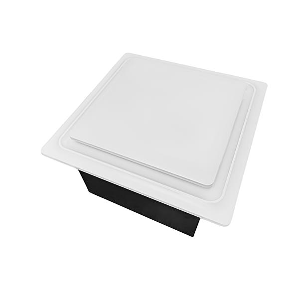 Aero Pure G15 Series Bathroom Ceiling Fan 110 Cfm 1 1 Sones White Rona